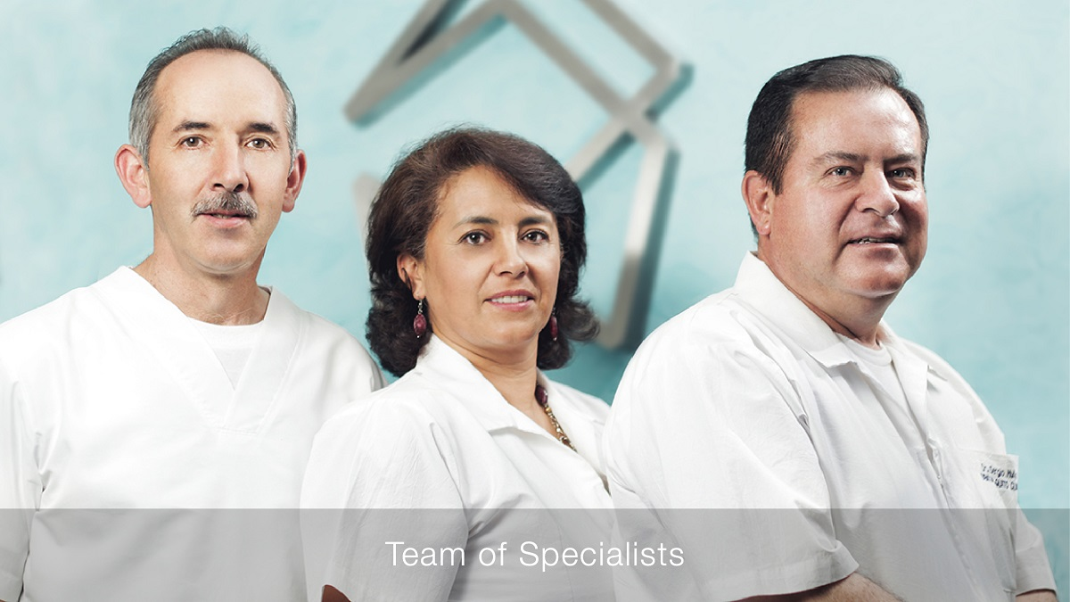 SPECIALISTS TEAM